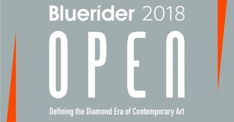 【台北・仁愛】Bluerider OPEN 台灣青年藝術家特展 2018.7.28-2018.8.31