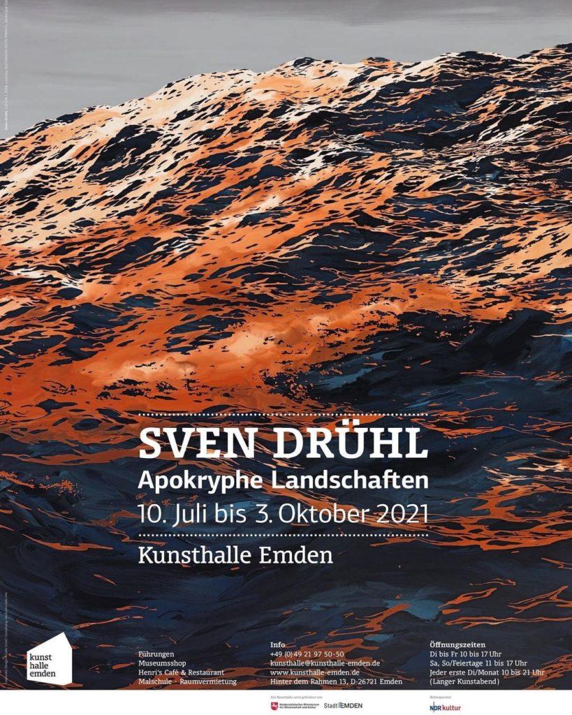 BlueriderDaily 藝術家新聞 Sven Drühl 斯芬.杜爾