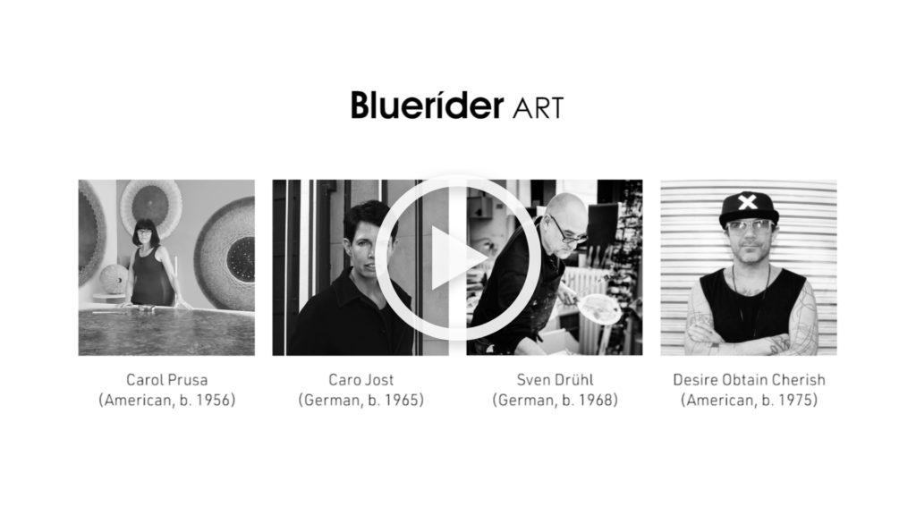 BlueriderDaily 精華影片合輯 藝術家說理念核心 2