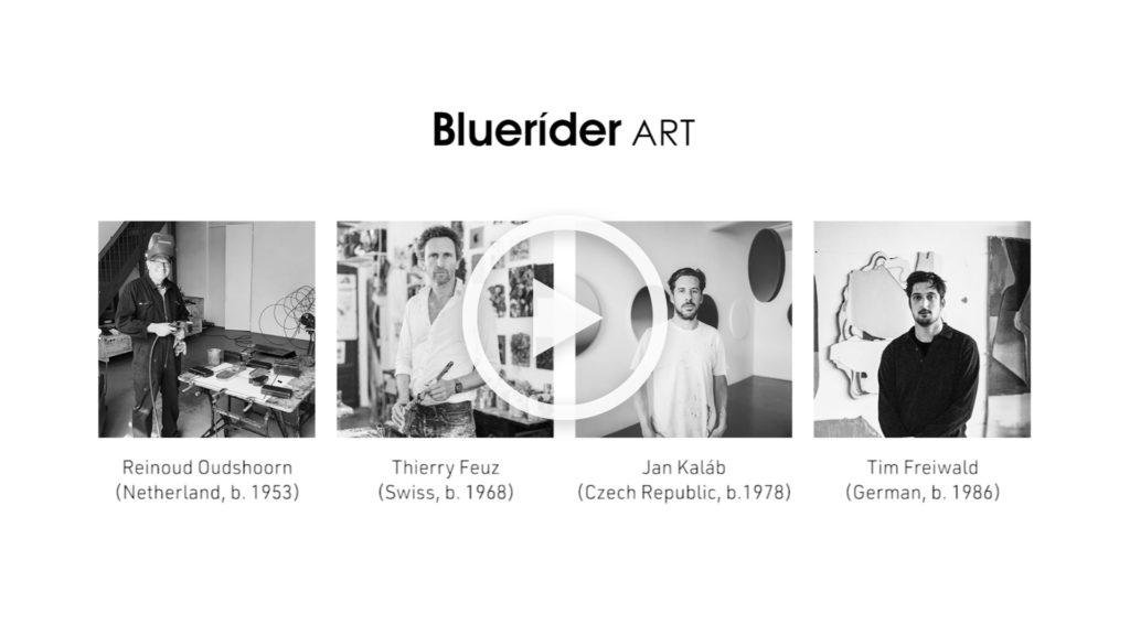 BlueriderDaily 精華影片合輯 藝術家說理念核心 3