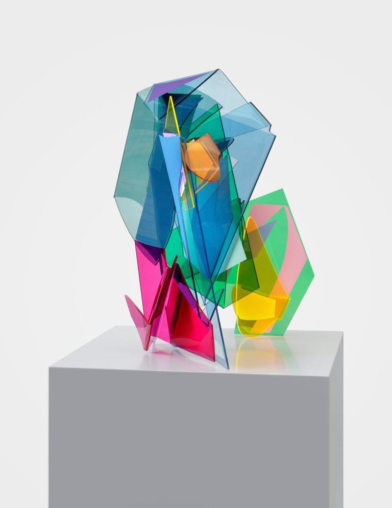 Tanja Rochelmeyer O.T. (S0121) 60x45x45cm 2021 Acrylic Glass
