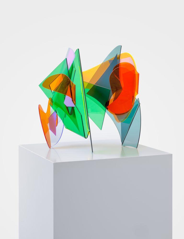 Tanja Rochelmeyer O.T. (S0221) 60x35x45cm 2021 Acrylic Glass